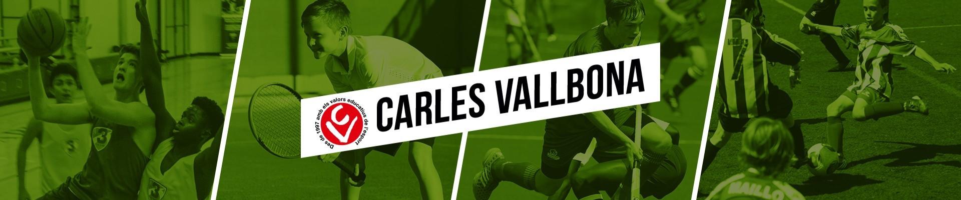 CV CARLES VALLBONA
